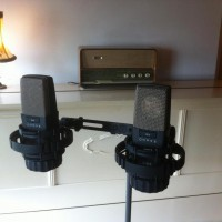 Nieuwe microfoons