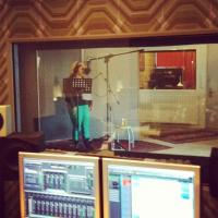 Shermanology recording vocals