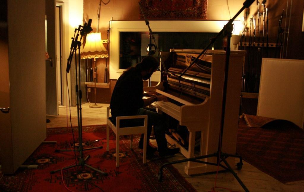 Edmond Redd piano opnames