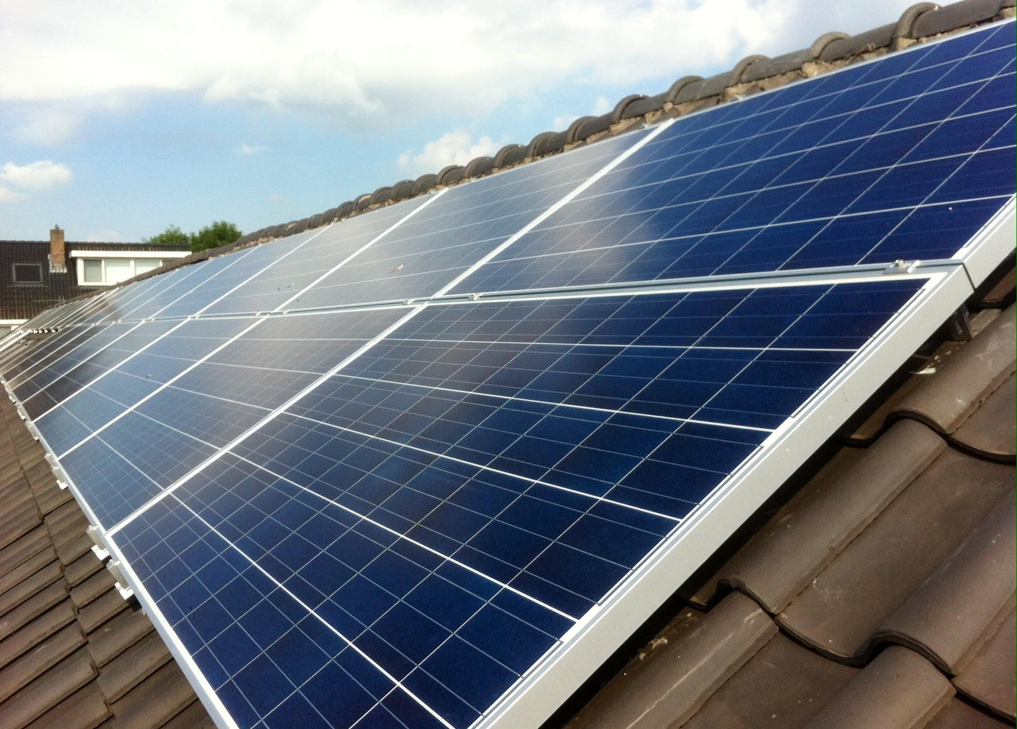 Studio peggy51 nu geheel op zonne-energie!
