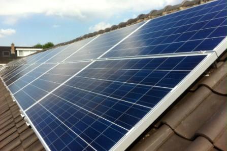 Recording studio peggy51 100% solar powered