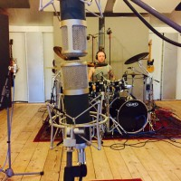 Drum recording for Ahrayeph