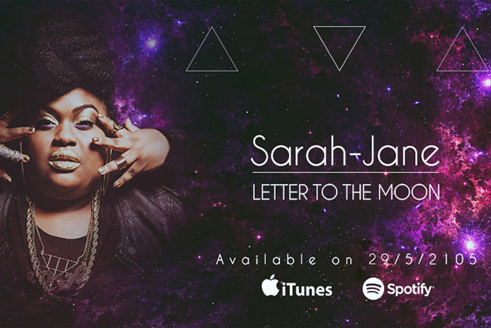 Single Sarah Jane - Letter To The Moon