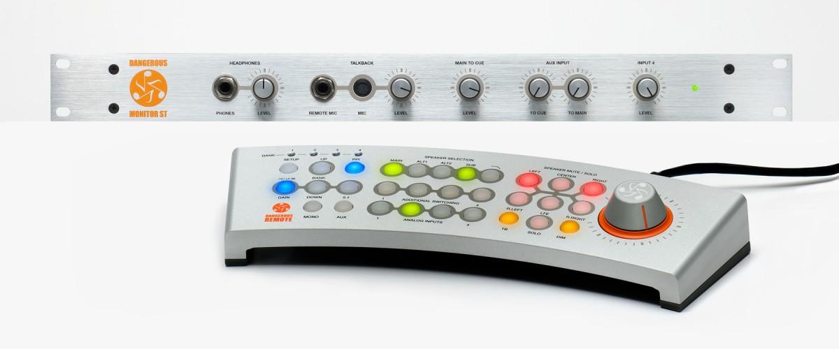 Monitor upgrade bij recording Studio peggy51