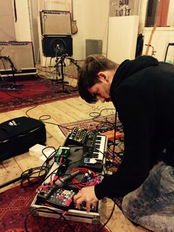 EP opnemen - dailing in killer guitar sound
