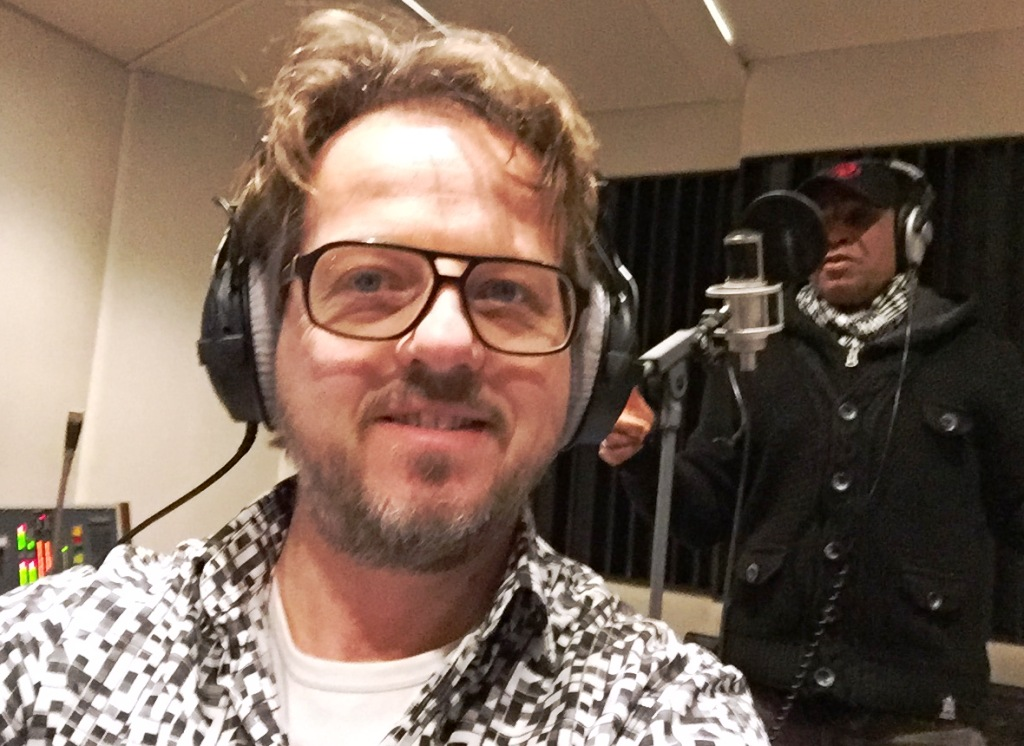 Album opname Pedro Luis