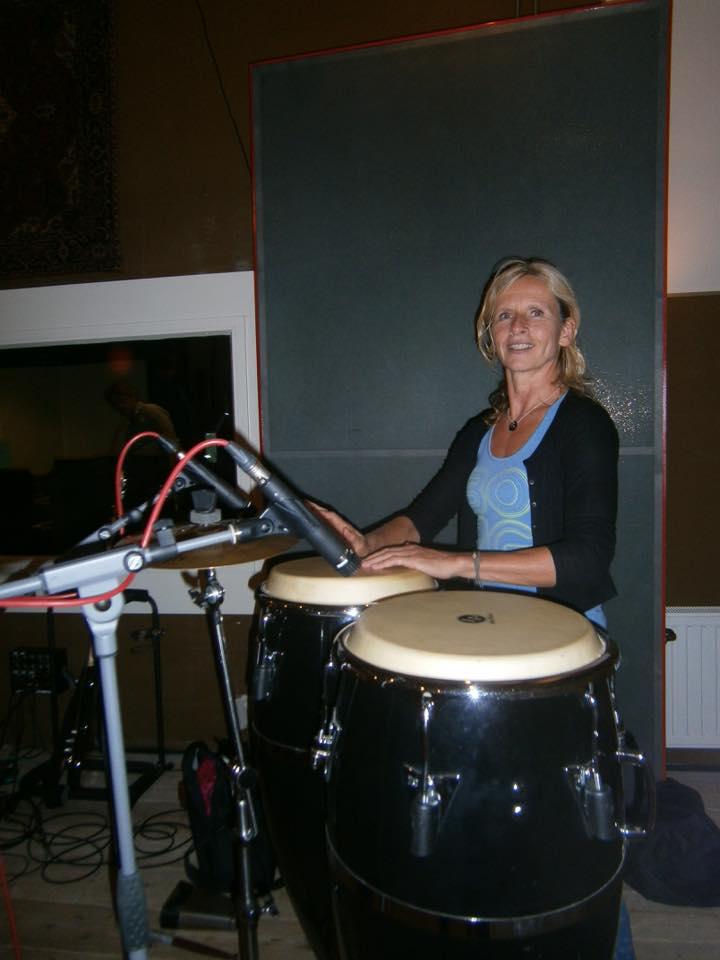 salsa recording