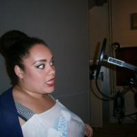 Salsa recording met Las Chicas Del Barrio