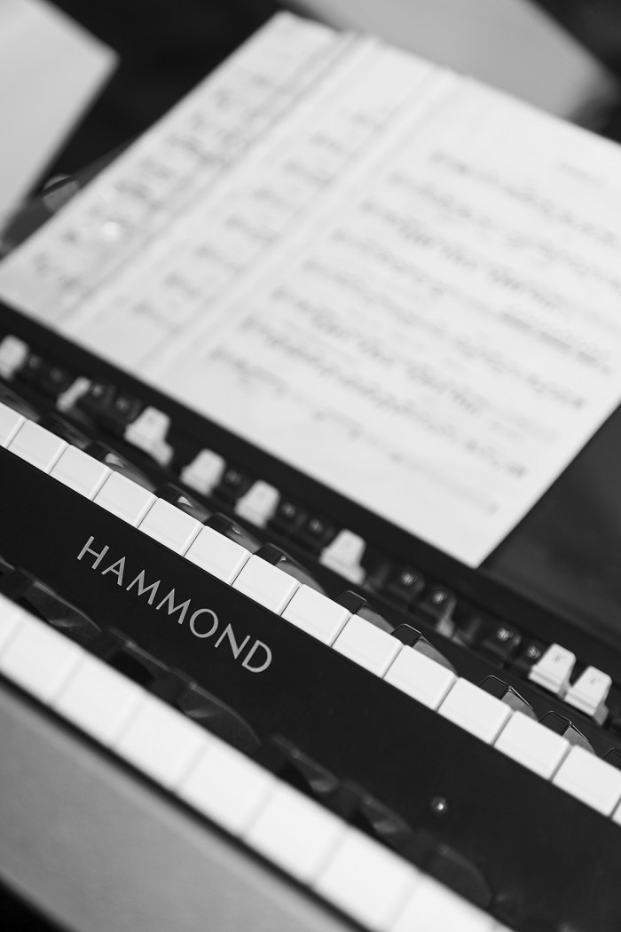 Sarina & Co recordings hammond