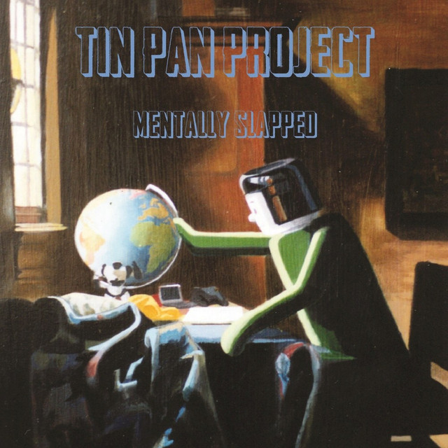 Mastering for Tin Pan Project album