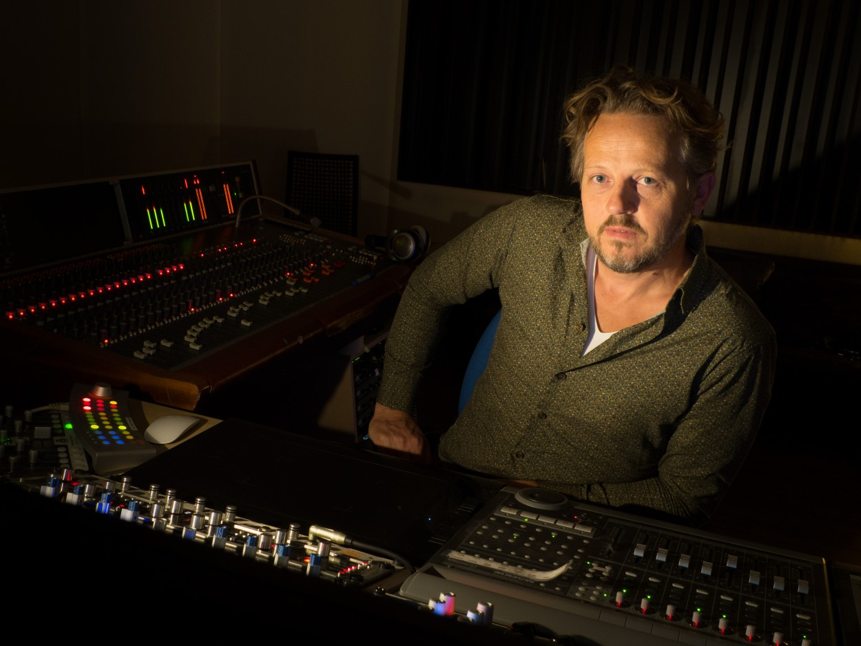 Michel, audio engineer at Studio peggy51 - recording mixing and mastering