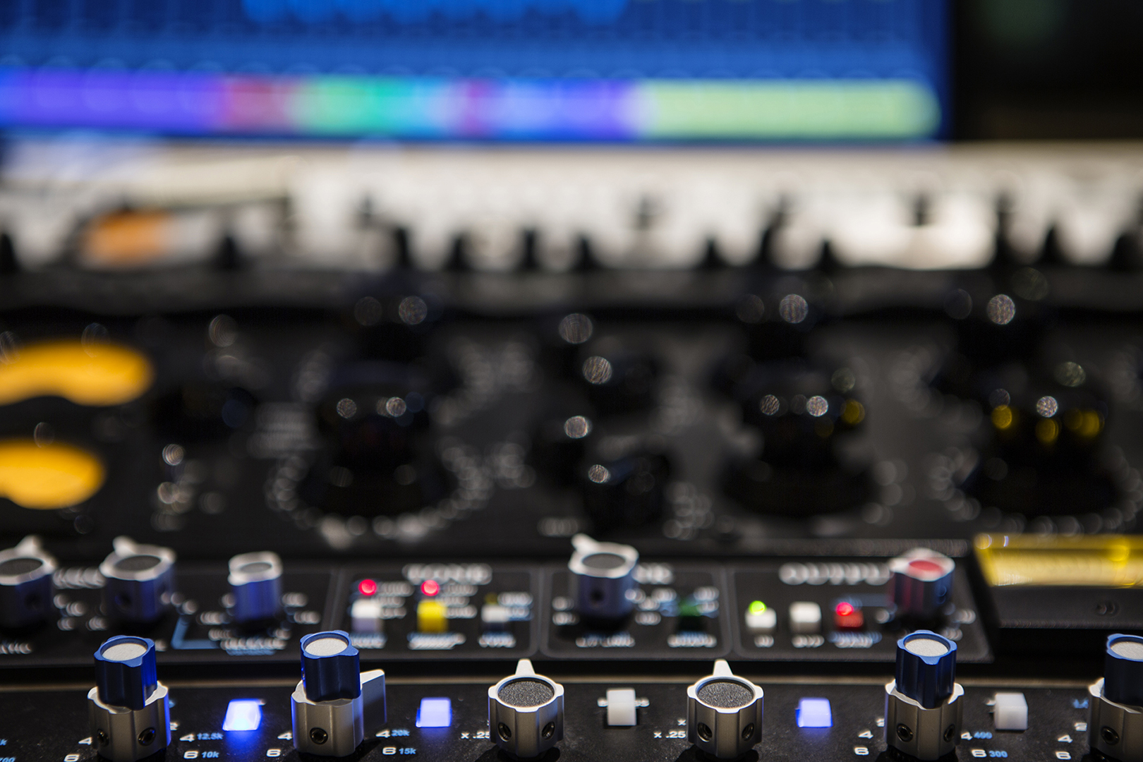 analog mastering gear