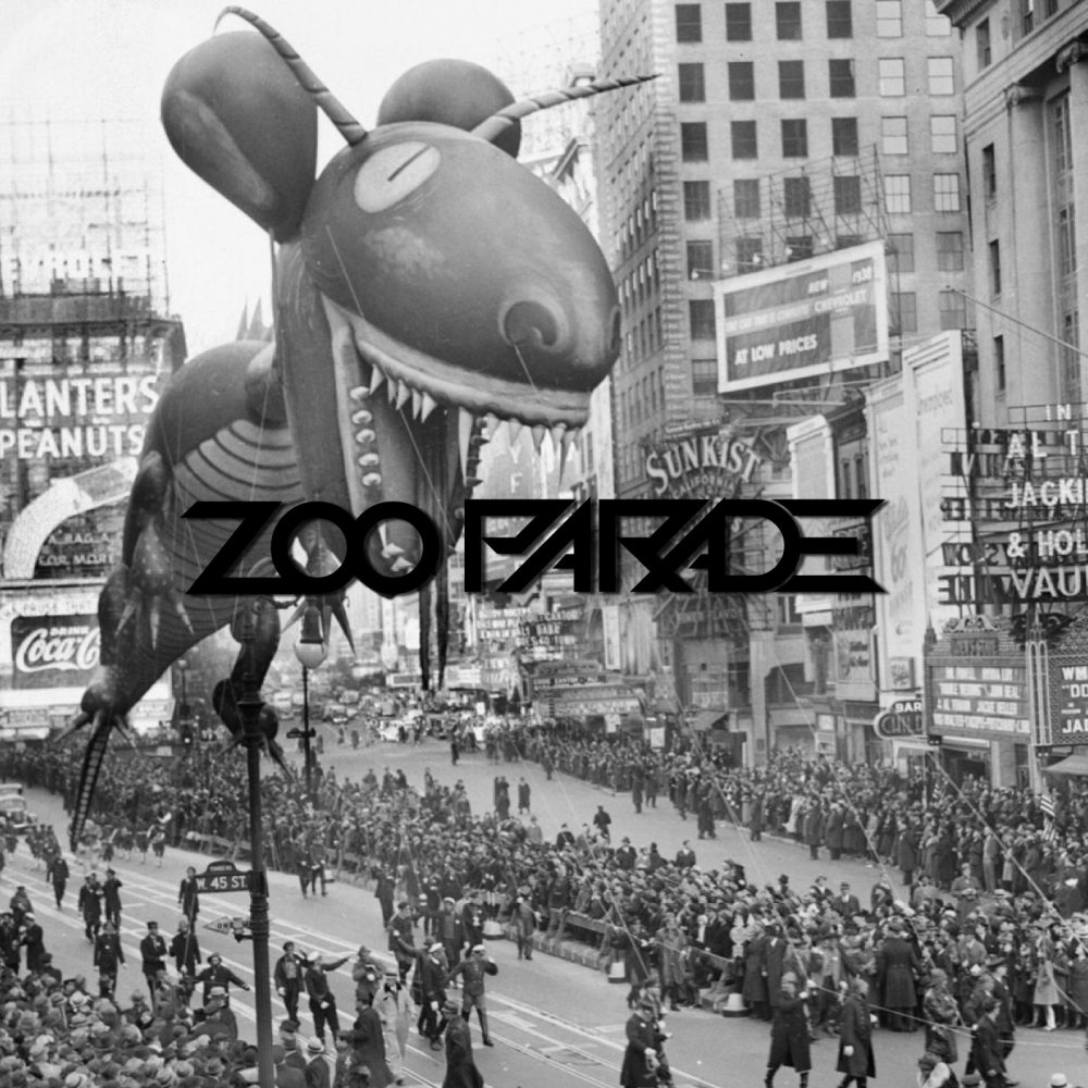 Zoo Parade album cover