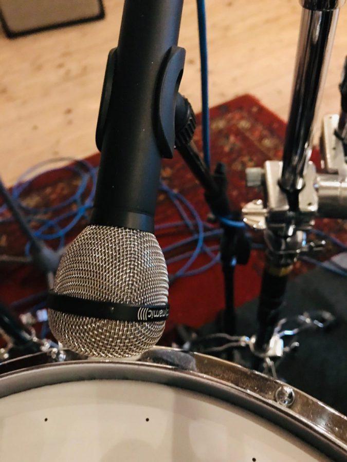 Beyerdynamic M88 N(c) microfoon, studio classic!