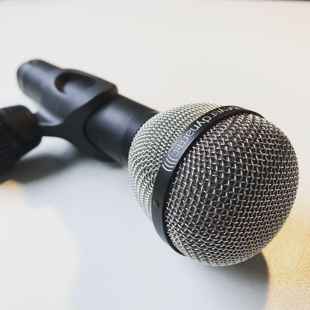 Beyerdynamic M88 N(c) microfoon