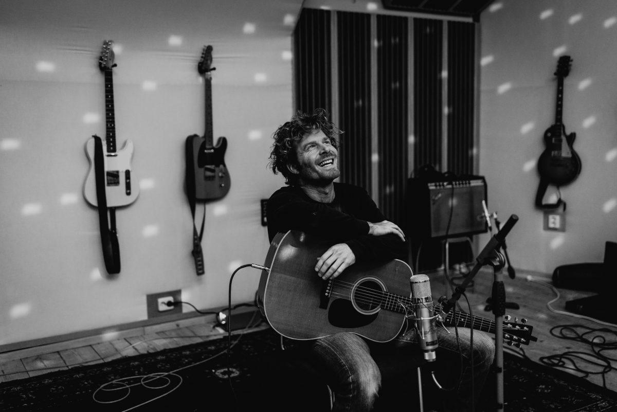 De Breek opnames bij Studio peggy51
