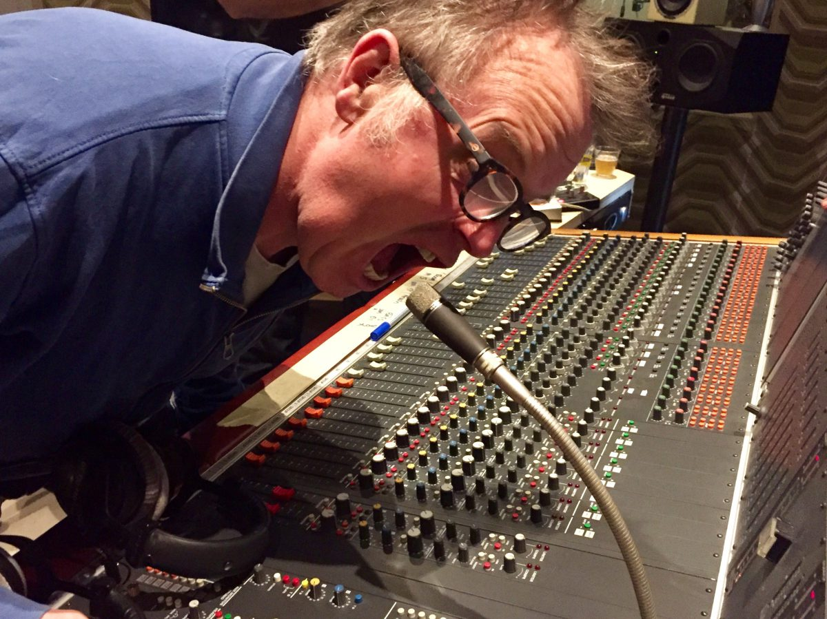 Bob Fosko bij Studio peggy51
