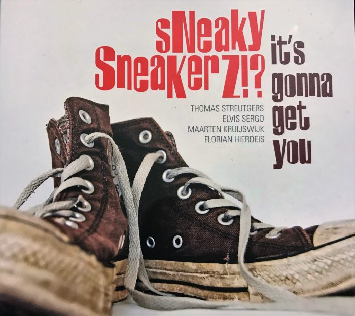 Sneaky Sneakerz!? album