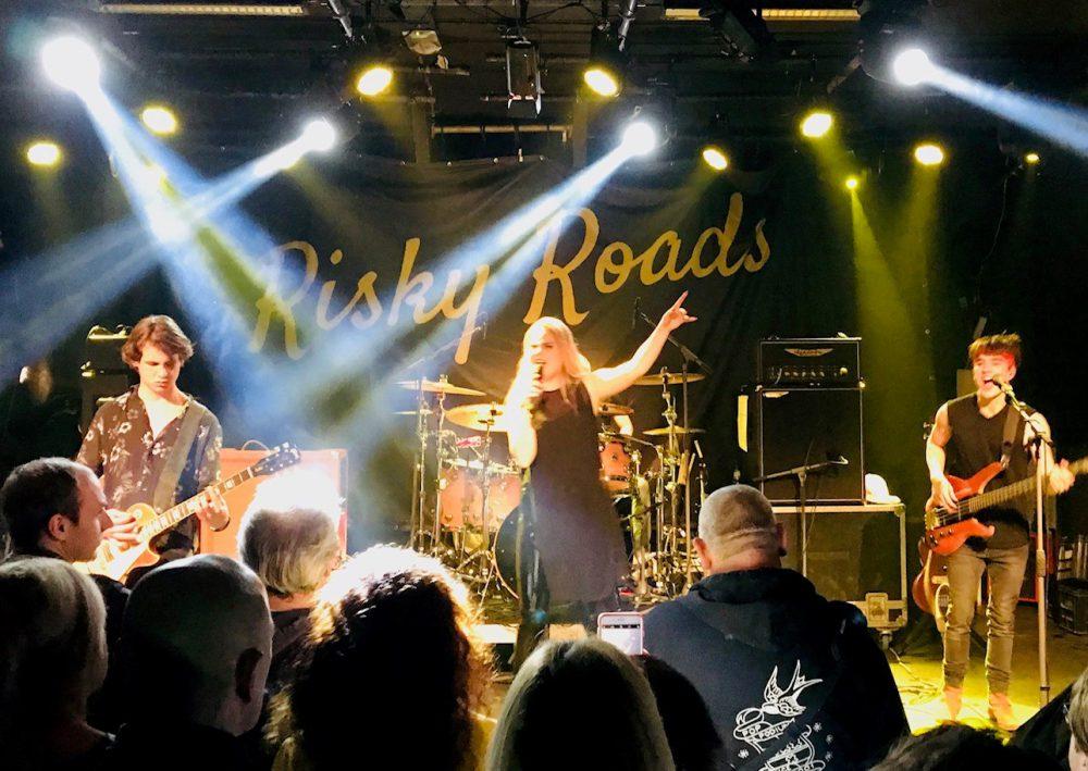 EP release Risky Roads