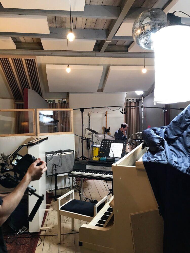 recording jazz