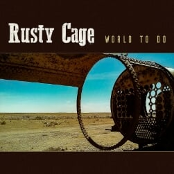 Rusty Cage EP cover